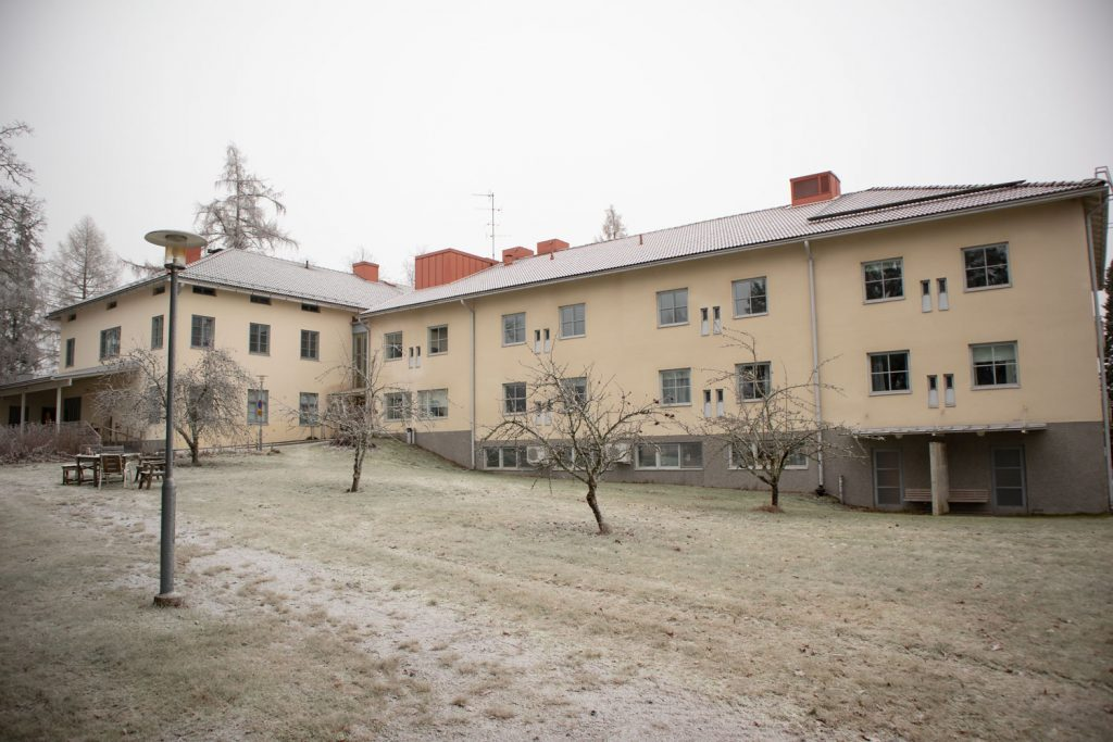 Kantamo Päihdehoitokeskus Etelä-Suomi